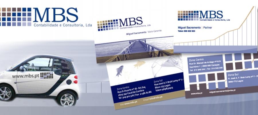 MBS Contabilidade e Consultoria, Imagem corporativa